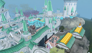 Prifddinas Trahaearn district