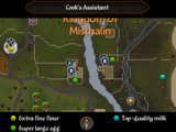 Cook's Assistant/Quick guide
