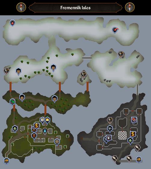 Fremennik Isles scan