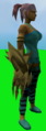 Golden chaotic claw equipped.png