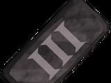 Iron ingot III