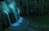 Living water spring