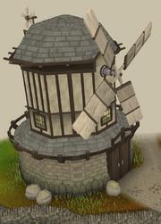 Lumbridge molen