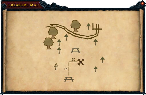 Treasure Trails Maps Treasure Trails/Guide/Maps | RuneScape Wiki | FANDOM powered by Wikia
