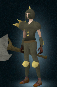Replica Dharoks outfit news image