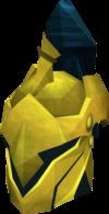 Rune full helm (Gilded) detail