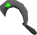 Silver sickle emerald (b) detail.png