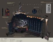 Arboretum concept art