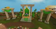 Brassica prime throne