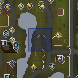 Crystal chest location