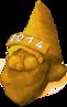 Golden gnome hat 2014 chathead