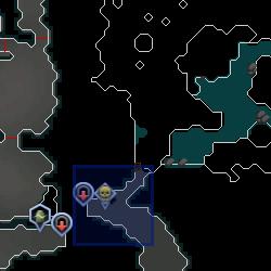 Kuradal mapa