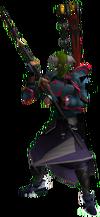 Mod Crow's clone