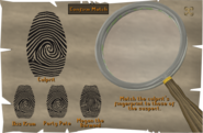 Party Pete fingerprint