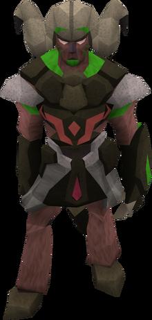 Ramokee bloodrager