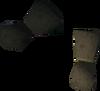 Rogue gloves detail