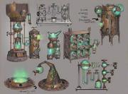 RuneFest 2015 - Human tech concept art