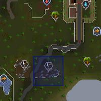 Shooting Star (Legends' Guild) location