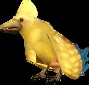 Titchy Tinamou
