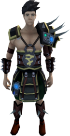 Augmented Bandos armour equipped (male)