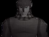 Ghostly warrior