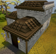 Makeover Mage house