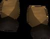 Manoplas de marmaros detalhe
