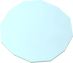 Observatory lens detail
