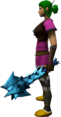 Off-hand drygore mace (ice) equipped.png