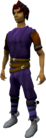 Ranger boots (white) equipped.png