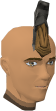 Skullbuster hat chathead