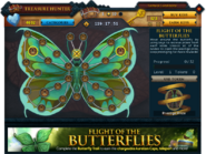 Treasure Hunter Flight of the Butterflies