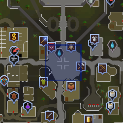 Varrock Square location