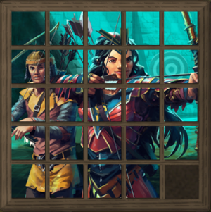 Archers puzzle solved