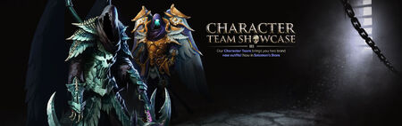 Character Team Showcase 3 banner