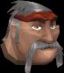 Dwarven Miner chathead