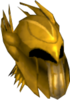 Golden warpriest of Armadyl chathead