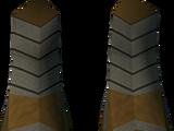 Highland boots (yellow, female)