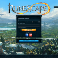 runescape no reply from login server