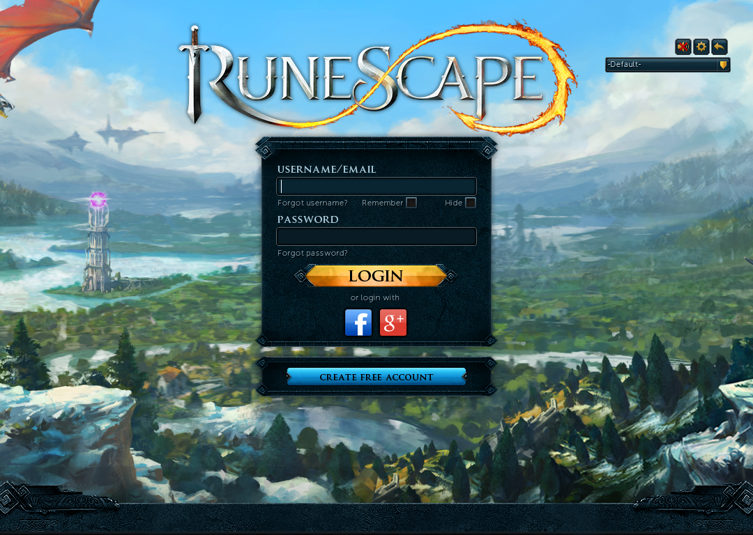 Login Server Runescape Wiki Fandom Powered By Wikia