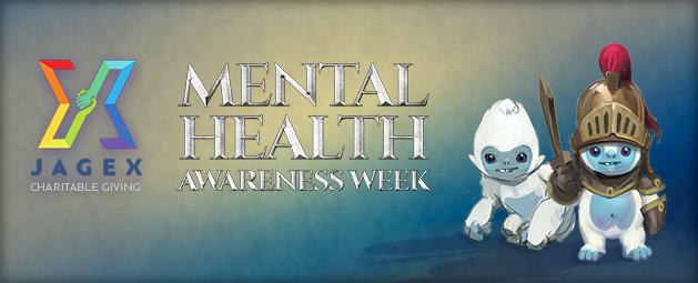 Mental Health Awareness Week update post header