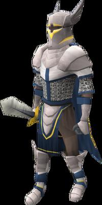 Saradominist knight