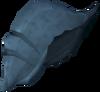 Shimmering shell detail