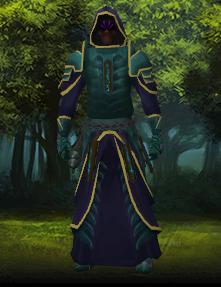 Zarosian Praetor outfit update image
