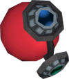 Augmented abyssal orb detail