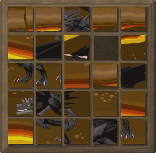 Black dragon puzzle unsolved