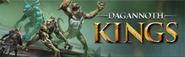 Dagannoth Kings lobby banner