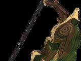 Elder shieldbow