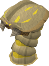 Freezy (desert) pet