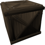 Large crate